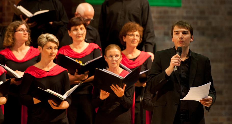 News highlights for Brisbane Concert Choir in 2013